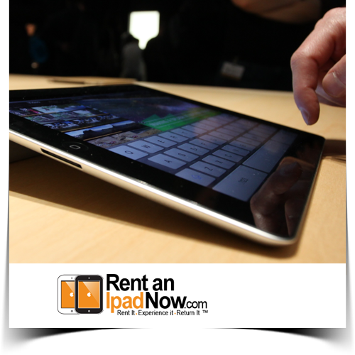 Rent an Ipad Now