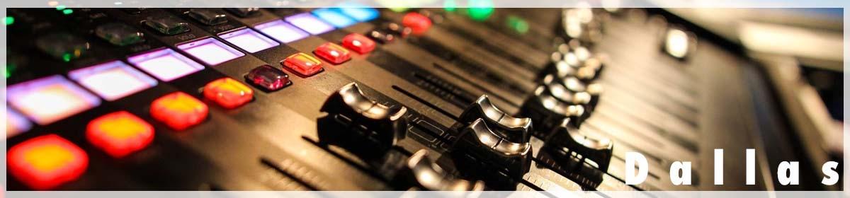 Audio Visual Equipment Rentals in Dallas